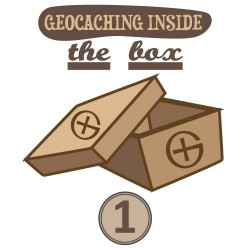 La Box surprise de geocaching Inside