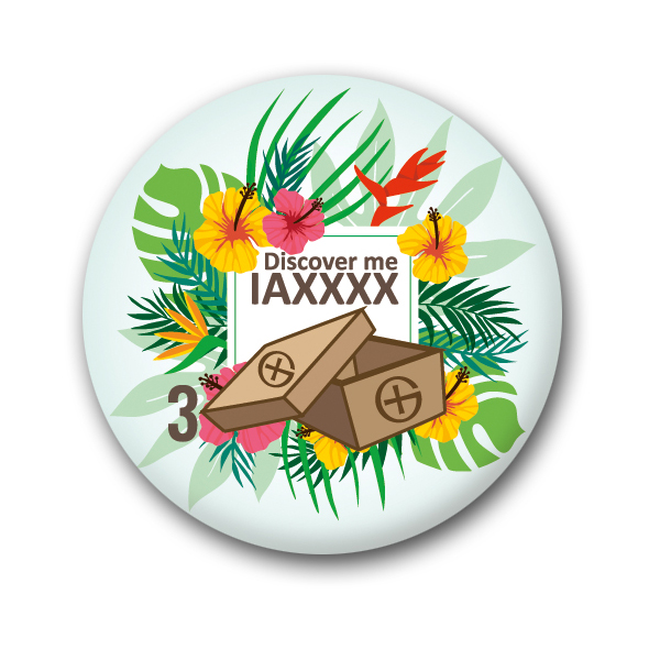 Le badge exclusif